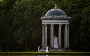 Basen – idealne miejsce podczas wesela